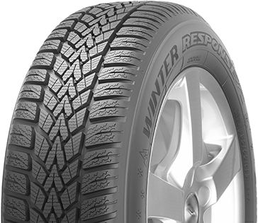 Dunlop, Winter Response 2, 185/55R 15 82T M+S