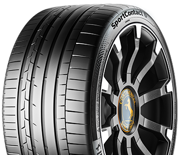 Continental, SportContact 6 FR, 225/35ZR 19 (88Y) XL