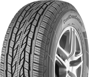 Continental, CrossContact LX 2 FR BSW, 255/60R 17 106H M+S