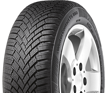 Continental, WinterContact TS 860, 175/65R 14 82T M+S
