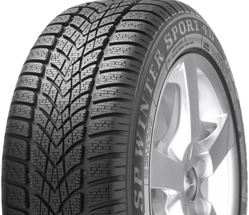 Dunlop, SP Winter Sport 4D *, 225/60R 17 99H M+S