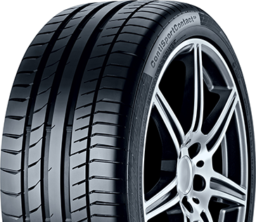Continental, SportContact 5 P FR, 275/40R 19 101Y